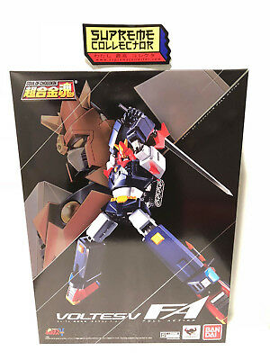 Bandai Gx-79 Voltes V Fa Full Action Soul Of Chogokin Diecast Figure Usa