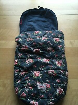 Maclaren Quest Cath Kidston Floral Spray Flowers Footmuff Cosy Toes Universal