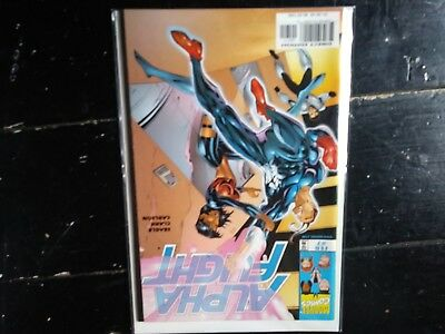 Marvel comics Alpha flight vol 2 #7