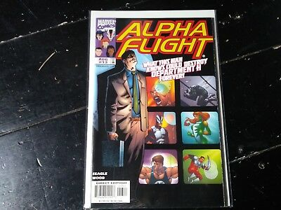 Marvel comics Alpha flight vol 2 #13