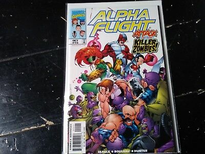 Marvel comics Alpha flight vol 2 #15