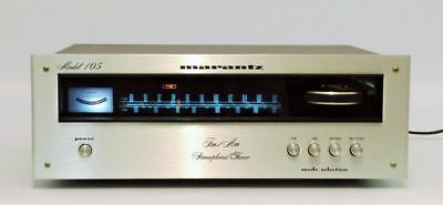 Marantz Model 105 Tuner  WIE NEU!  - 120 Volt Version! -