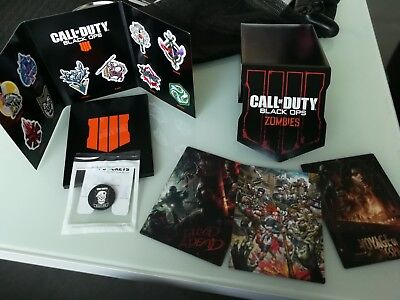 CALL OF DUTY Black Ops 4 Pro Edition Extra's