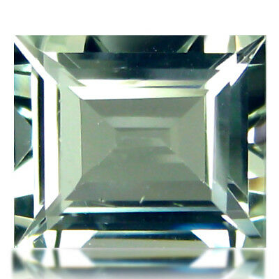 2.54 Ct 9x7mm Fantastic Natural Sea Blue Aquamarine Loose Gemstone