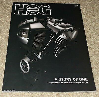 Harley Owners Group Magazine Issue 037