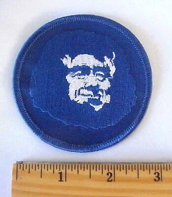 Alaska Airlines Eskimo Logo Embroidered Iron-On Patch