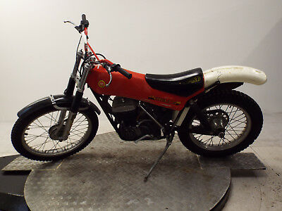 Montesa Cota 349 1979 2 Stroke Twinshock Trials Bike*restoration Project*