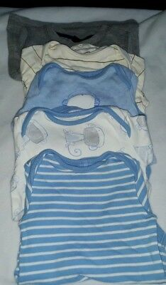 Boys clothing bundle, 5 items, size 3-6 months, mostly from Next