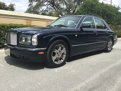 2001 Bentley Arnage Red Label Bentley Arnage Red Label, As Nice As They Come- All Books, Keys, Lets Trade Cars
