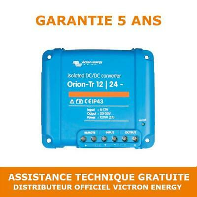 Victron Energy Orion OR Convertisseur DC-DC 12/24-15A 360W - ORI122436100
