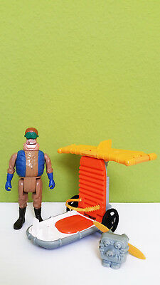 Air Sickness The Real Ghostbusters Kenner Columbia Pic. 1988 100% Komplett TOP