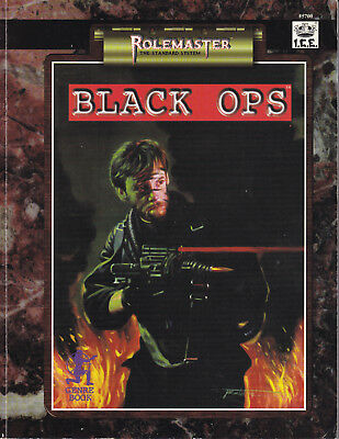 Rolemaster Black Ops I.C.E. ICE 5700