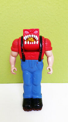 Hard Hat Horror Ghost The Real Ghostbusters Haunted Humans Kenner Columbia 1988