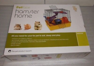 Hamster Home from Petface