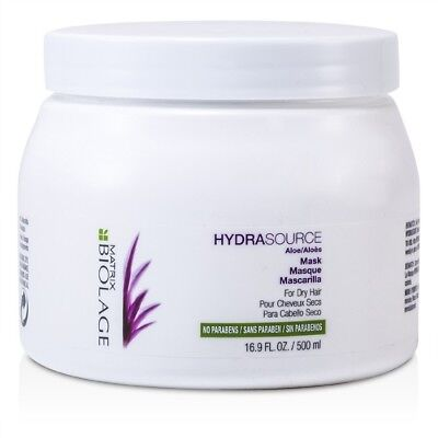 Matrix Biolage HydraSource Mask (For Dry Hair) 500ml Treatments