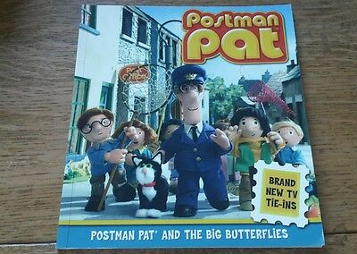 Postman Pat and the Big Butterflies by Simon & Schuster Paperback 2006 ...
