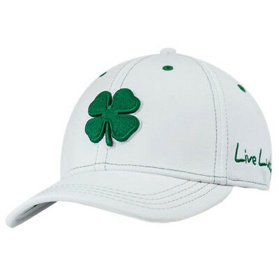5cd51c6415f New 2018 Black Clover Premium  16 Kelly Green White Fitted S M Hat