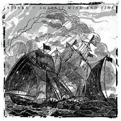 Stinky - Against Wind And Tide LP / Halloween Sale - Punk, Oi!, HC