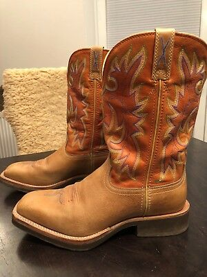 twisted x boots 9B 41/42 westernstiefel