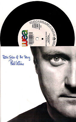 Phil Collins ‎- Both Sides Of The Story / Always (Live) - 7'' Vinyl