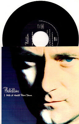 Phil Collins ‎- I Wish It Would Rain Down / Homeless - 7'' Vinyl