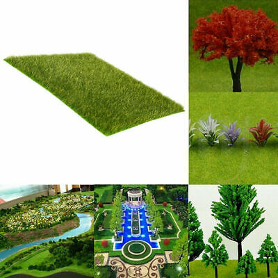 Artificial Grass Mat Fake Lawn Synthetic Mat Pads Rugs Pet Turf Garden Decor Lot