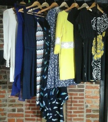 Womens Ladies clothes bundle size 10 Dresses Asos New Look & many more
