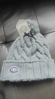 e7e77ce4f0232c Montreal Canadiens Old Time Hockey Hat Cap Tuque Mens Womens New NWT Winter