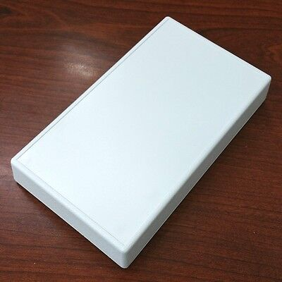 """NEW Serpac 051I White Chassis Box Enclosure 5.62"""" x  3.25"""" x 0.90"""" with Inset"""