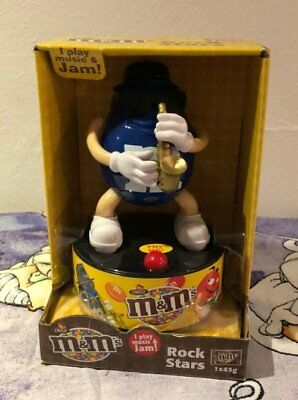 M&M Spender Figur als Rock Star (2)