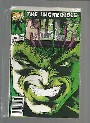 The Incredible Hulk #379 (Mar 1991, Marvel)VF/NM COMBINE SHIPPING