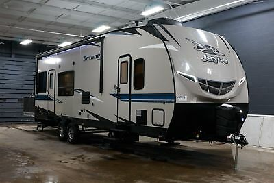 New 2018 Jayco Octane T30F Toy Hauler Travel Trailer Camper