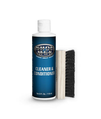 Brand New Shoe MGK Magic Cleaner & Conditioner with Brush NIB with FREEBIE