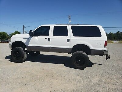 2005 Ford Excursion xlt 2005 Ford Excursion 115k miles