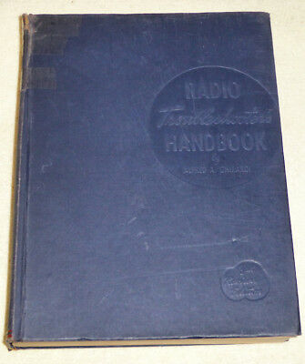 RADIO TROUBLESHOOTER'S HANDBOOK  BY Alfred A. Ghirardi