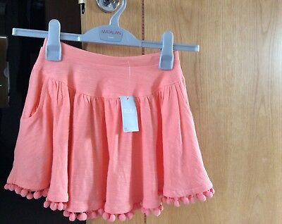 b549c9633 GIRLS SKIRT FROM Matalan Age 8 Years - Pretty Coral Colour BRAND NEW ...