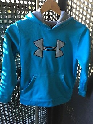 Under Armour hoodie. 7-8 year olds.