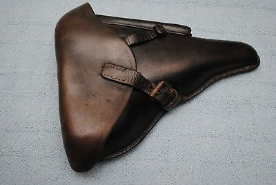 Original WW2 German P 08 Luger Holster