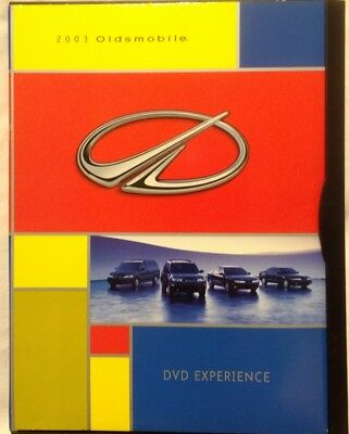 Oldsmobile Olds 2003 DVD Experience