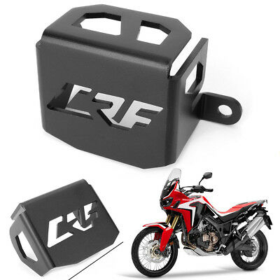 Rear Brake Reservoir Guard Protective Cover Fit HONDA CRF1000L Africa Twin Motor