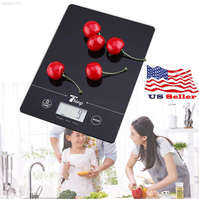 Electric Digital kitchen Scales Diet Food Compact Touch Sensitive 5KG/11LBSx1g