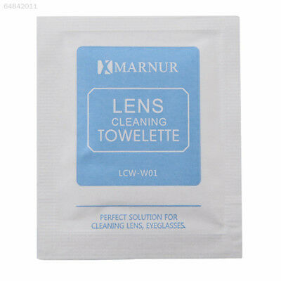 100 PCS Lens Cleaning Wipes Eye Glasses Computer Optical Lense Cleaner US SHIP