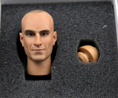 "Custom Head Daniel Lewis For 1/6 Scale Male 12"" Action Figure 1:6 Model Toy"