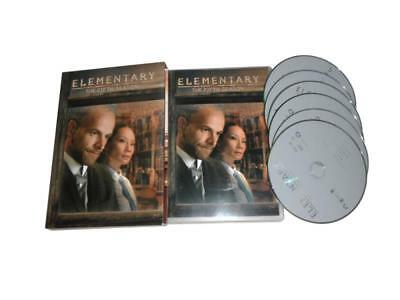 Elementary: The Fifth Season 5 Five New