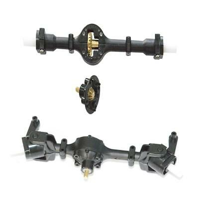 4 Drive Car Metal Gear Front And Rear Axle For FY001 FY002 WPL B-24 B-14 C-24