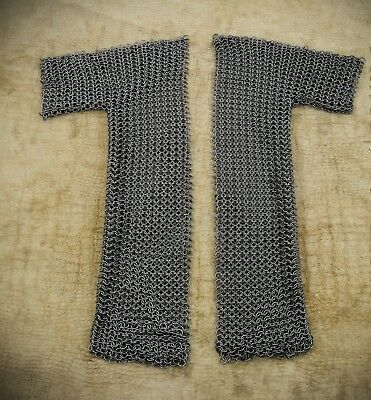 Chainmail-Voiders-9-mm-16-Gauge-Round-Ring-Butted-High-Tensile-Wire