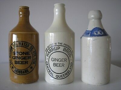 Ginger Beer Bottles 3 Off From Qld