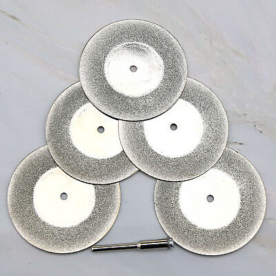 50MM Circular Diamond Cutting Disc Saw Blade For Mini Drill Wheel Rotary Tool