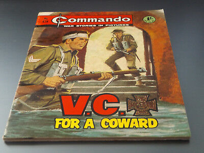 Commando War Comic Number 478 !!,1970 Issue,excellent For Age,48 Years Old,rare.