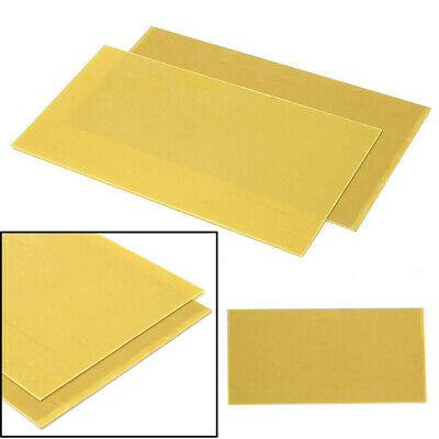 2 Size 300x150mm Glassfibre Sheet Epoxy Glass G10 FR4 Fibreglass Plate 1mm/2mm